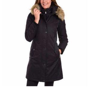 1 Madison Ladies' Long Parka coat